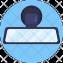 Car Mirror Automobile Icon