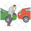 Car Mishap Icon
