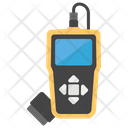 Car Monitor Icon