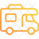 Car Motorhome Icon