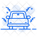 Car Noise Environmental Noise Sound Pollution Icon
