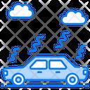 Car Noise Vehicle Noise Car Horn Icon