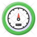 Dashboard Car Odometer Speedometer Icon