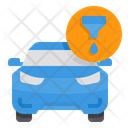 Car Oil Filter Icon