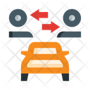 Car Owner Transfer Icon