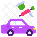 Car Paint Icon