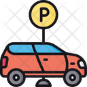 Car Parking Car Park Parking Icon