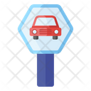 Car Parking Parking Garage Car Park Icon