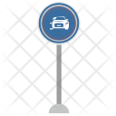 Car Parking Move Icon
