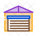 Car Parking Closed Icon