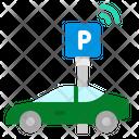 Parking Car Transport Icon
