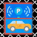 Car Parking Parking Smart Icon