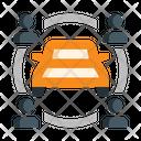 Car Passenger Icon