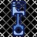 Car Piston Piston Automotive Icon