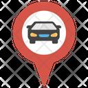 Car Pointer Icon