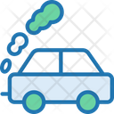Car Pollution Icon