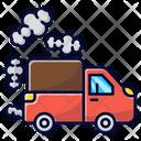 Diesel Car Vehicle Icon