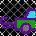 Car Emissions Icon