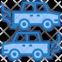 Car Pollution Pollution Air Pollution Icon