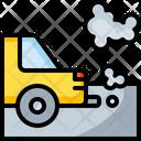 Traffic Fumes Icon