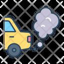 Car Pollution Icon
