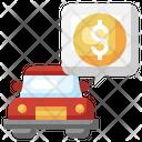Car Price Icon