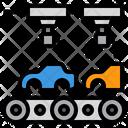 Car Production Car Production Icon
