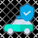 Car Protection Icon