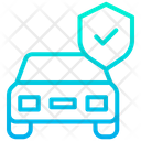Car Protection Icon