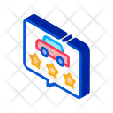 Car Quality Assessment Icon