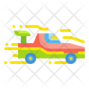 Car Racing Racing Car Icon