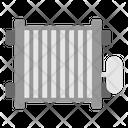 Car Condenser Radiator Icon