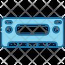 Car Radio Icon