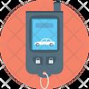 Car Remote Car Control Key Icon