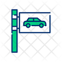 Car rent Icon
