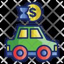 Car Rental Car Car Hire Icon