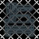 Auto Automobile Car Icon