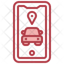 Car Rental App Icon