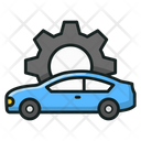 Car Repair Car Maintenance Auto Repair Icon