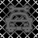 Car Repairing Icon