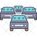 Rush Hour Busy Icon