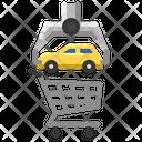Car Sale Icon