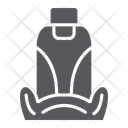 Car Seat Auto Icon