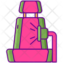Car Seat Cleaner Icon