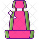 Car Seat Cleaning Car Seat Seat Icon