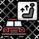 Car Seats Icon