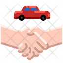 Car Seller Icon