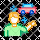 Machine Seller Sharing Icon