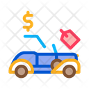 Car Selling Icon