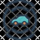 Car Sensor Car Sensor Icon
